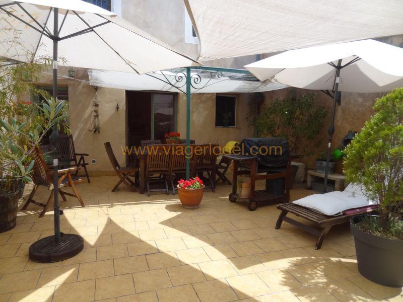 Life annuity apartment Pézenas 96500€ - Picture 2