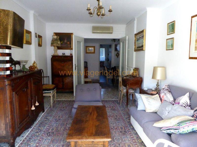 Lijfrente  appartement Le cannet 185000€ - Foto 3