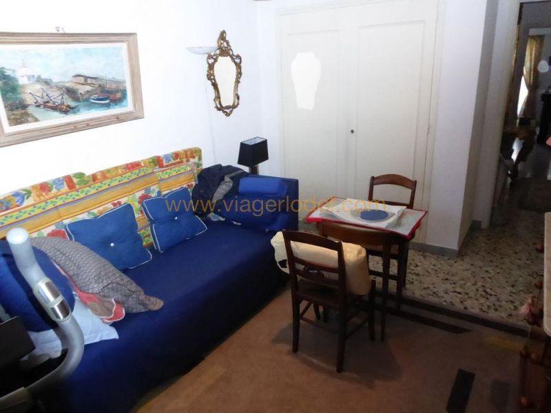 Lijfrente  appartement Le cannet 185000€ - Foto 7