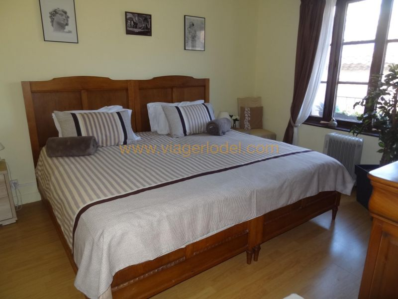 Verkauf auf rentenbasis haus Pouzolles 162500€ - Fotografie 7