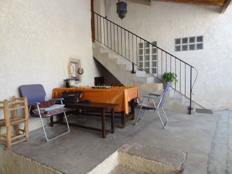 Life annuity house / villa Portes 57 500€ - Picture 11