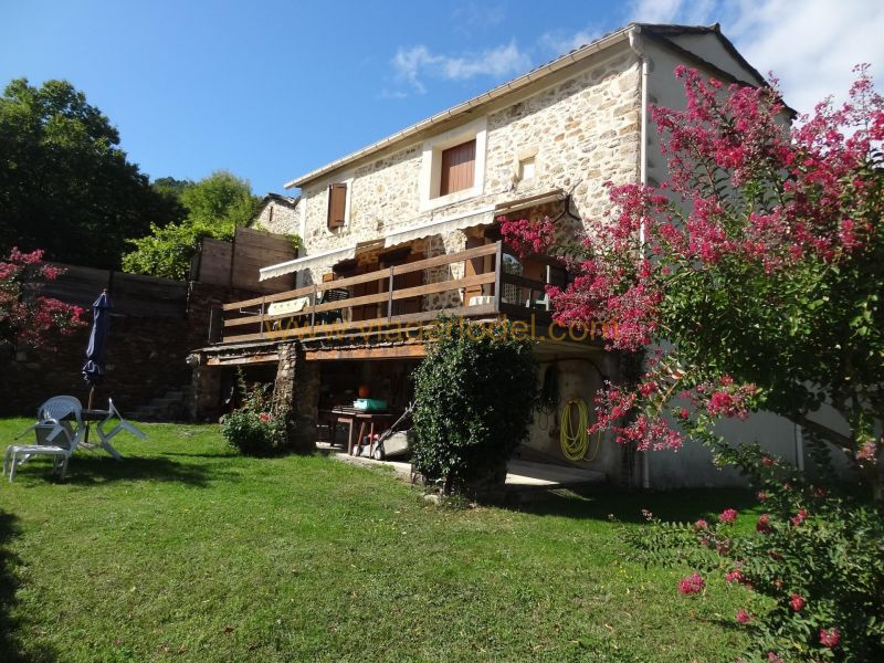 Life annuity house / villa Portes 57 500€ - Picture 1