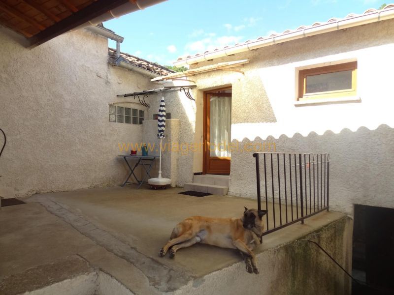 Life annuity house / villa Portes 57 500€ - Picture 12