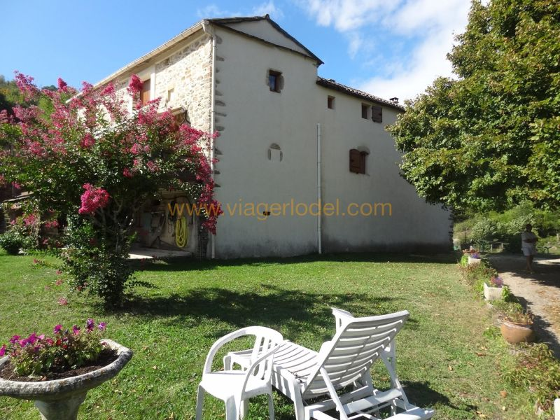 Life annuity house / villa Portes 57 500€ - Picture 2