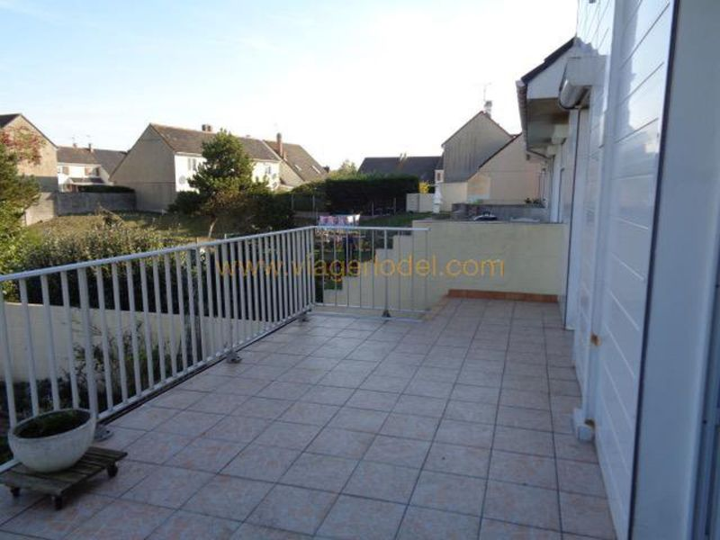 Life annuity house / villa Berck 59500€ - Picture 2