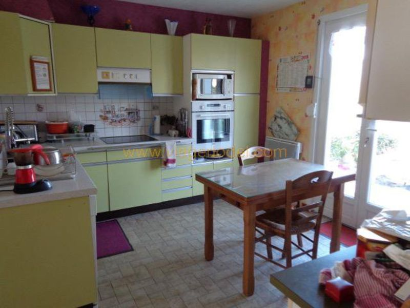 Life annuity house / villa Berck 59500€ - Picture 4