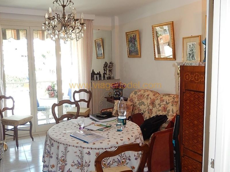 Life annuity apartment Menton 70500€ - Picture 6