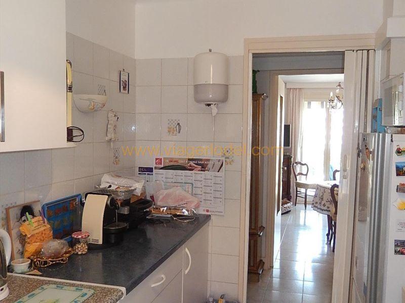 Verkauf auf rentenbasis wohnung Menton 70500€ - Fotografie 7