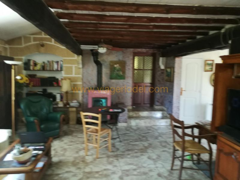 Life annuity house / villa Caveirac 55000€ - Picture 6