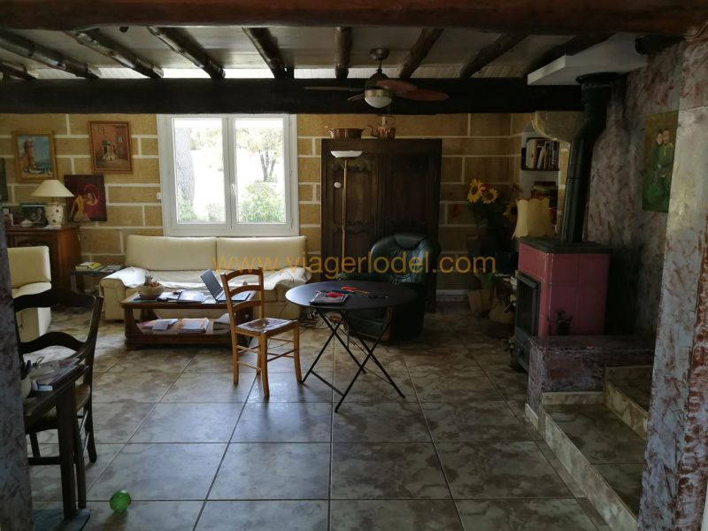 Life annuity house / villa Caveirac 55000€ - Picture 7
