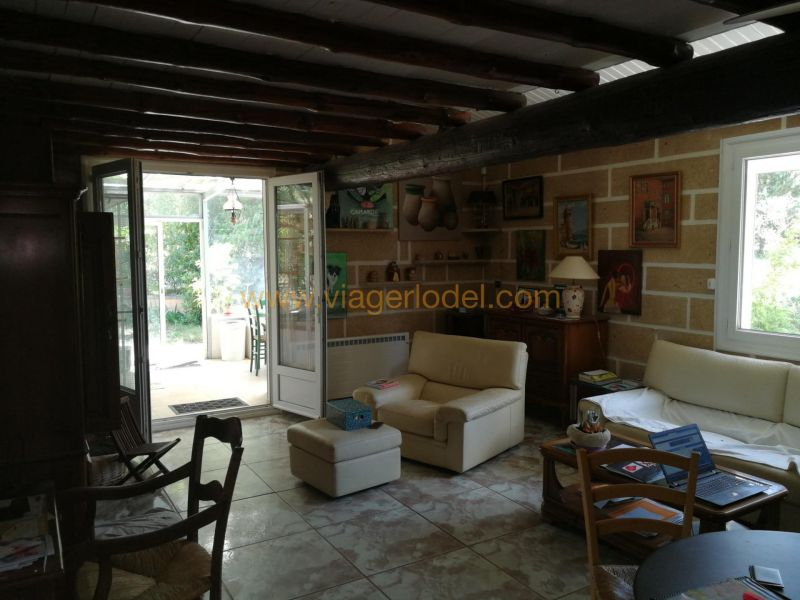 Life annuity house / villa Caveirac 55000€ - Picture 8