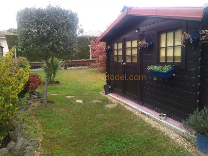 Viager maison / villa Heugas 85000€ - Photo 8