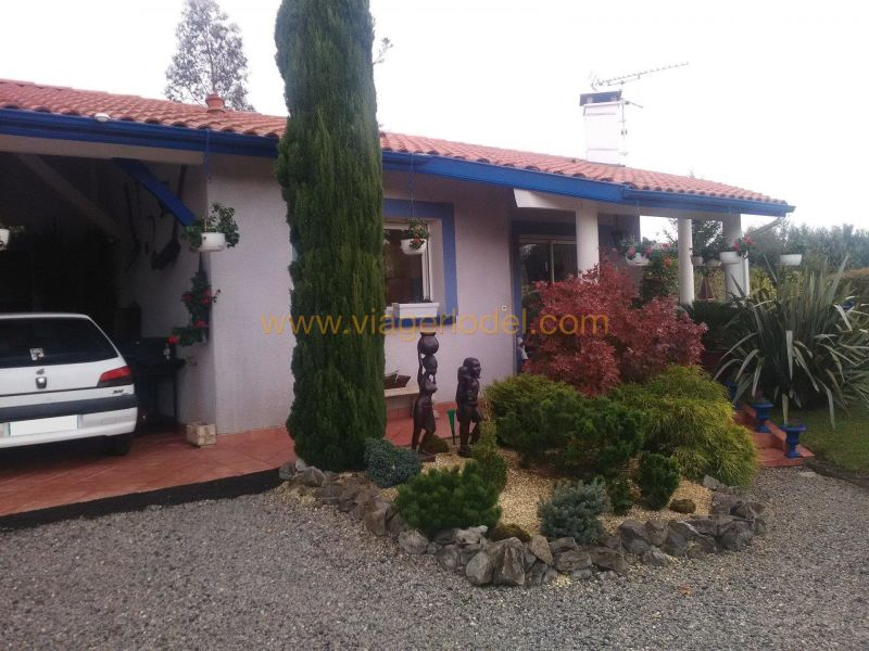 Viager maison / villa Heugas 85000€ - Photo 4