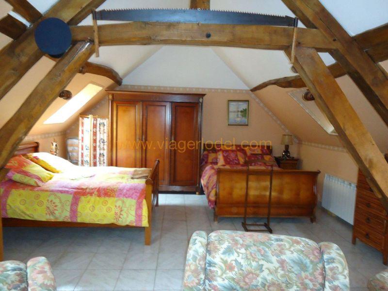Verkauf auf rentenbasis haus Saint-christophe-en-bazelle 62000€ - Fotografie 2