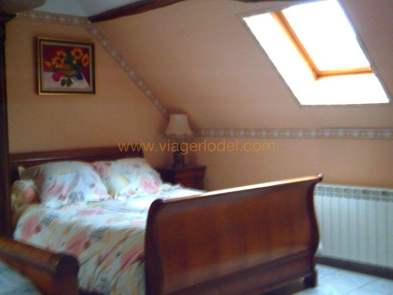Verkauf auf rentenbasis haus Saint-christophe-en-bazelle 62000€ - Fotografie 3