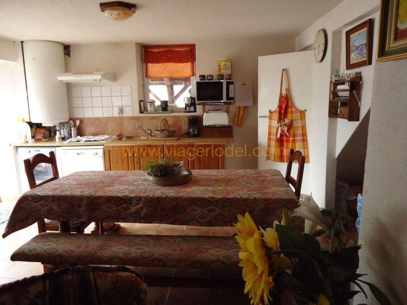 Verkauf auf rentenbasis haus Saint-christophe-en-bazelle 62000€ - Fotografie 6