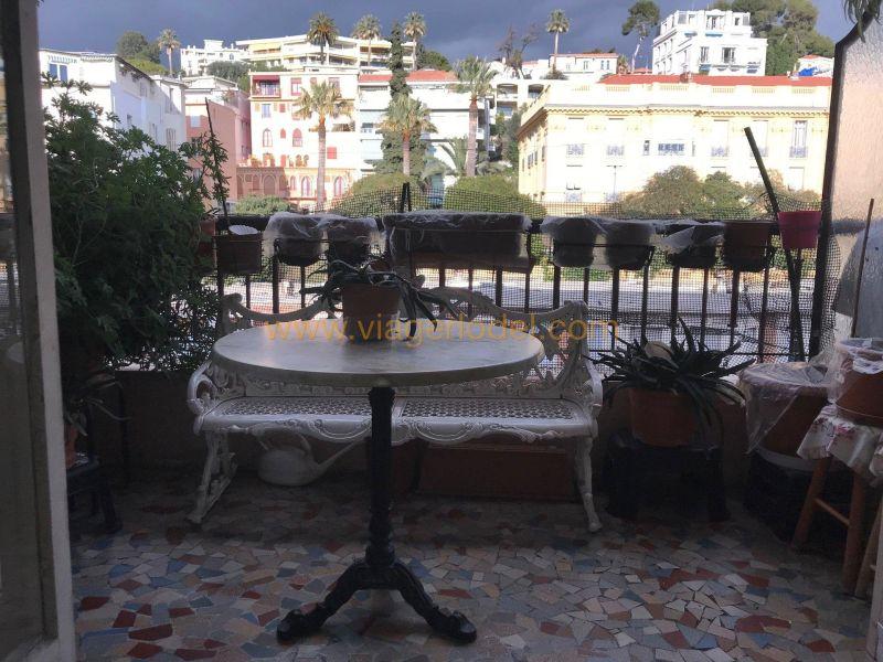 Vendita nell' vitalizio di vita appartamento Nice 89900€ - Fotografia 5