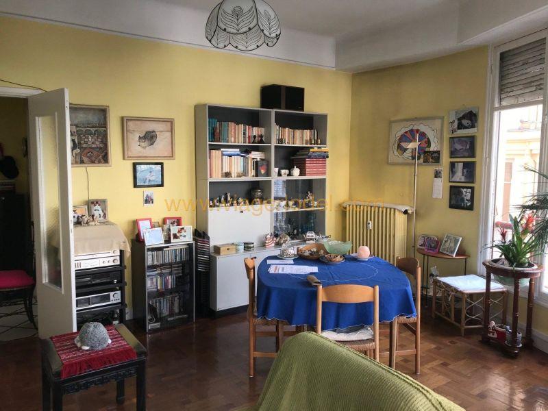 Vendita nell' vitalizio di vita appartamento Nice 89900€ - Fotografia 3