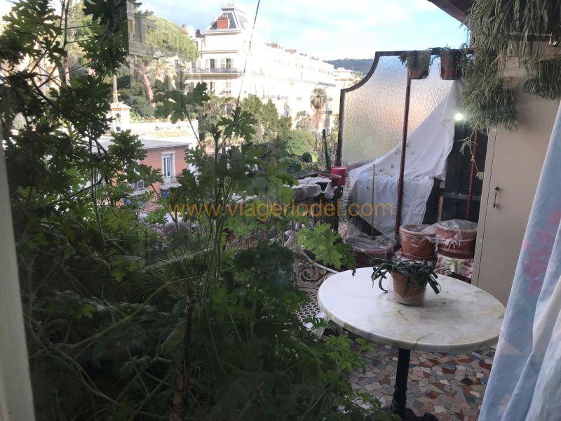 Vendita nell' vitalizio di vita appartamento Nice 89900€ - Fotografia 6