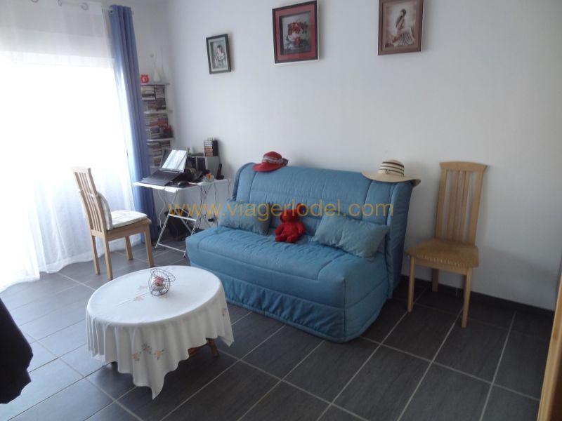 Vitalicio  casa Béziers 85000€ - Fotografía 7
