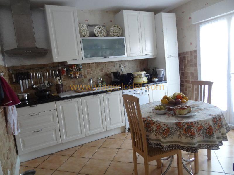Vitalicio  casa Béziers 85000€ - Fotografía 5