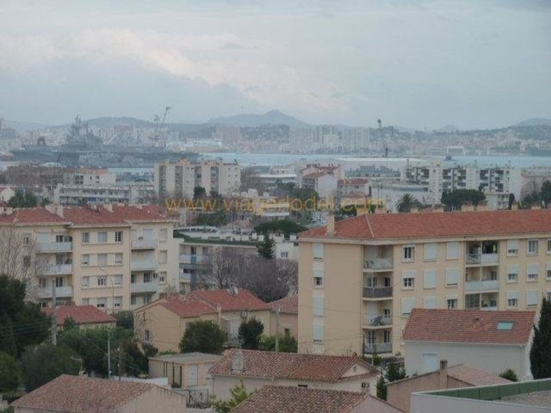 Verkauf auf rentenbasis wohnung La seyne-sur-mer 80000€ - Fotografie 11