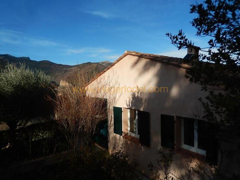 Verkauf auf rentenbasis wohnung Clans 117000€ - Fotografie 3