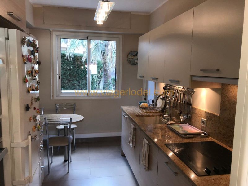 Life annuity apartment Nice 68 500€ - Picture 6