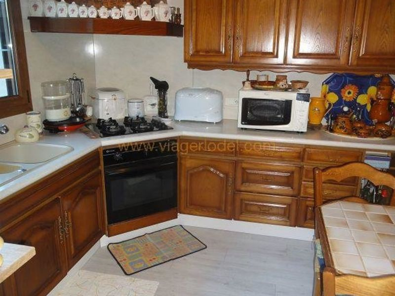 Life annuity house / villa Fréjus 98000€ - Picture 8