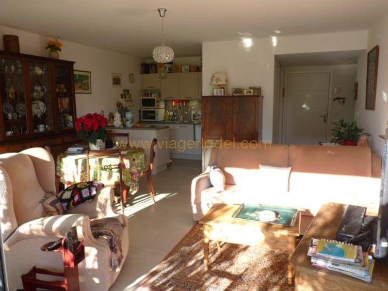 Vendita nell' vitalizio di vita appartamento Saint-raphaël 140000€ - Fotografia 3