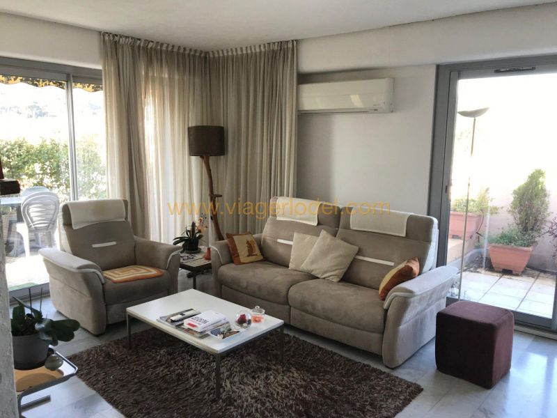 Life annuity apartment Nice 208000€ - Picture 1