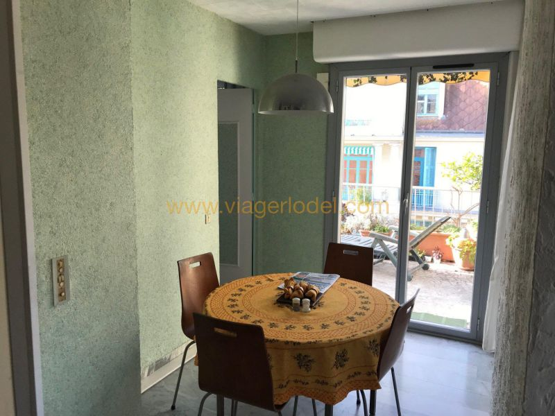 Life annuity apartment Nice 208 000€ - Picture 9