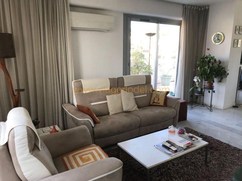 Life annuity apartment Nice 208000€ - Picture 2
