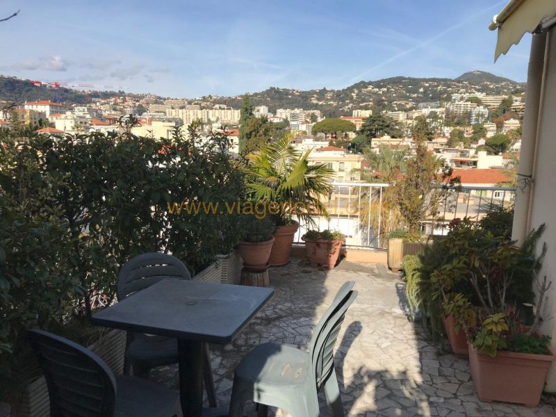 Life annuity apartment Nice 208 000€ - Picture 4