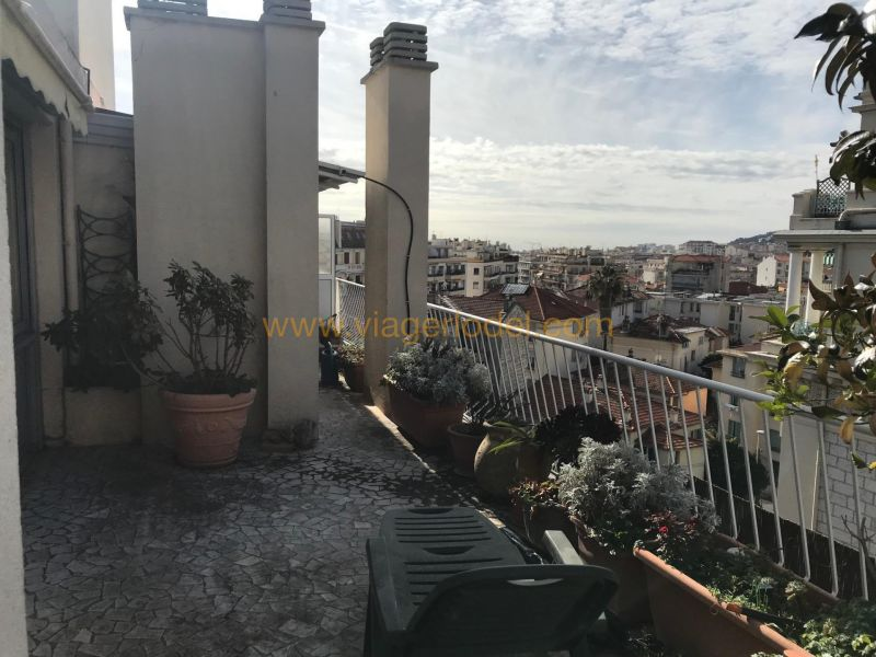 Life annuity apartment Nice 108 000€ - Picture 5