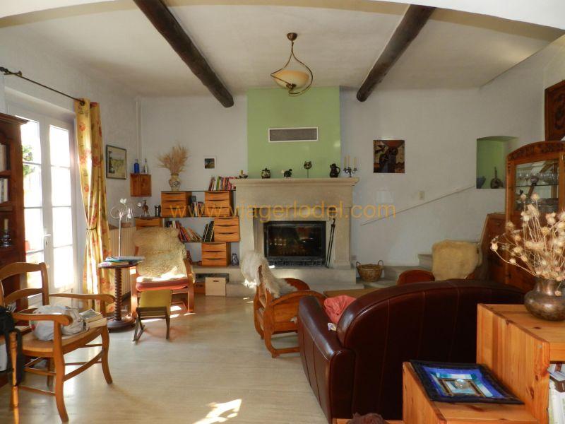 Life annuity house / villa Le beaucet 160000€ - Picture 5