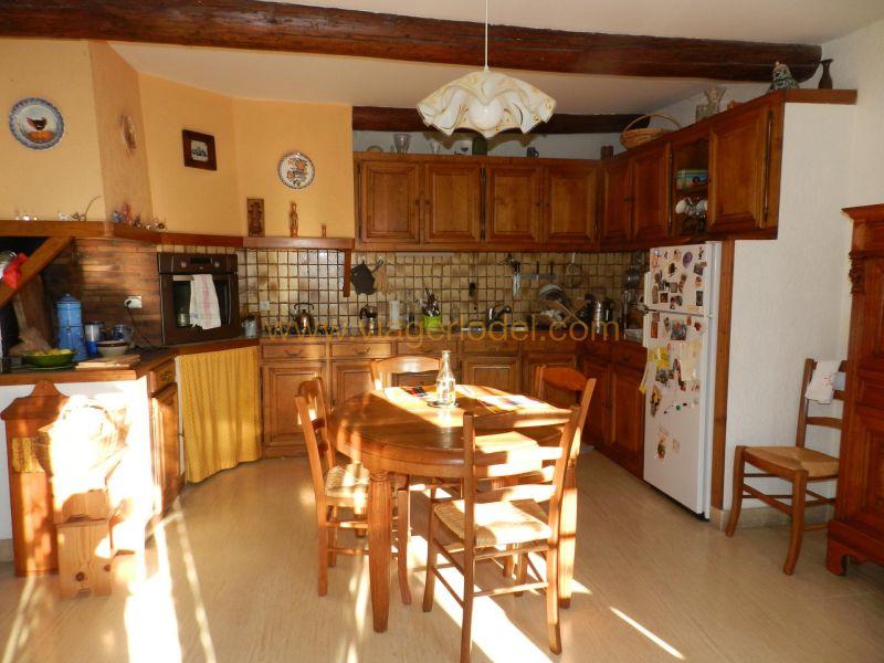 Life annuity house / villa Le beaucet 160000€ - Picture 2