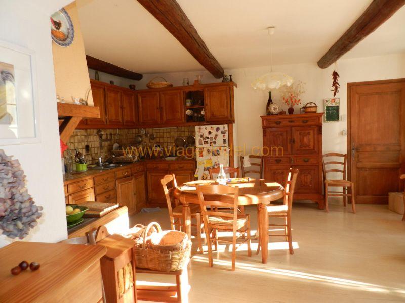 Life annuity house / villa Le beaucet 160000€ - Picture 4