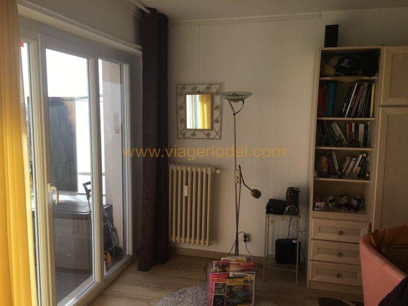 Verkauf auf rentenbasis wohnung Cagnes-sur-mer 212000€ - Fotografie 5