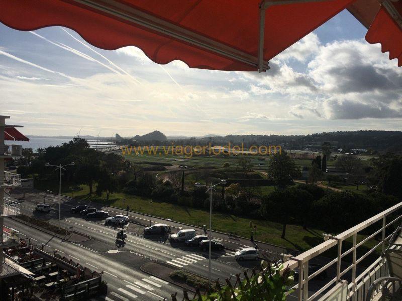 Verkauf auf rentenbasis wohnung Cagnes-sur-mer 212000€ - Fotografie 2