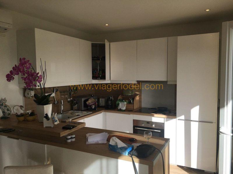 Verkauf auf rentenbasis wohnung Cagnes-sur-mer 212000€ - Fotografie 6