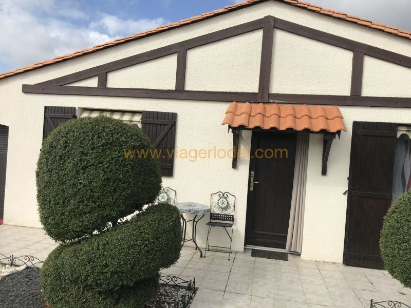 Viager maison / villa Villenave-d'ornon 140000€ - Photo 1