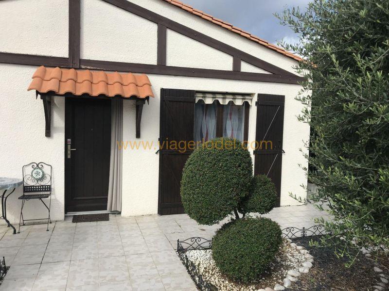 Viager maison / villa Villenave-d'ornon 140000€ - Photo 2