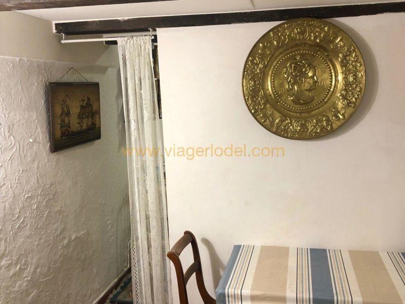 Verkauf auf rentenbasis wohnung La turbie 110000€ - Fotografie 4