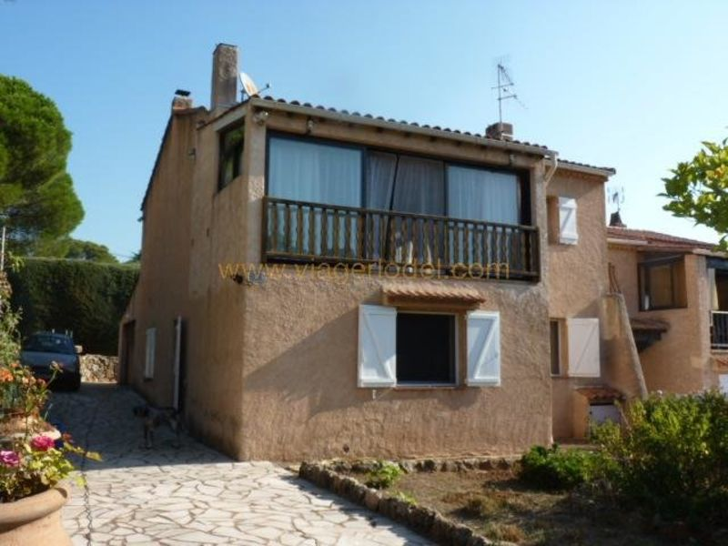 Life annuity house / villa Fréjus 80 000€ - Picture 1