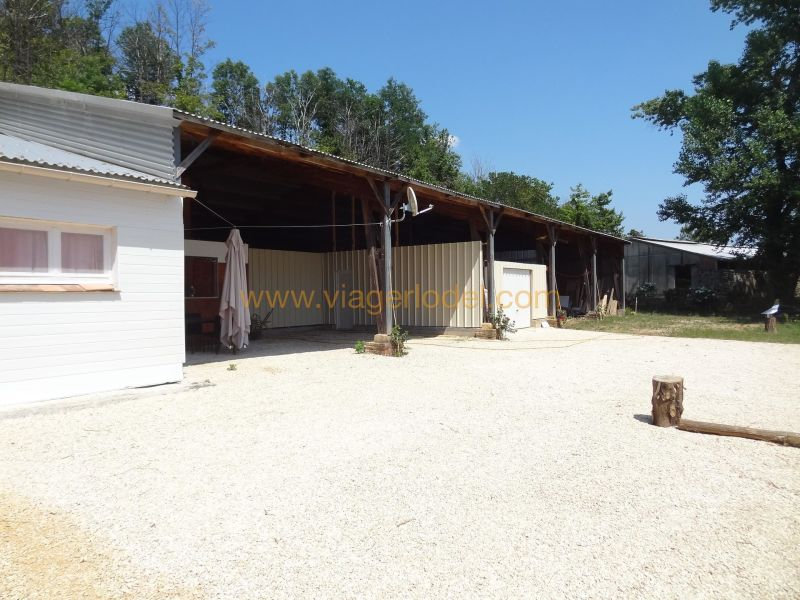 Life annuity house / villa Besseges 267500€ - Picture 19