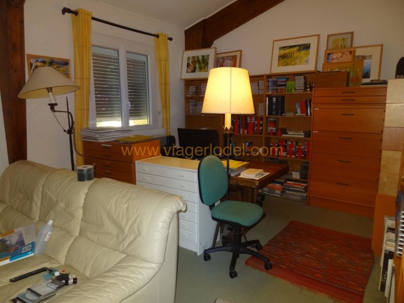 Life annuity house / villa Besseges 267500€ - Picture 10