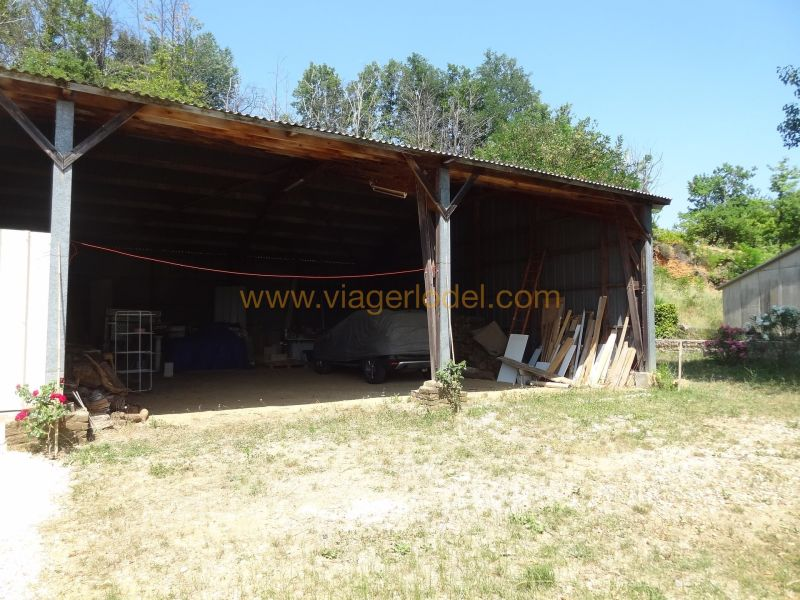 Life annuity house / villa Besseges 267500€ - Picture 23