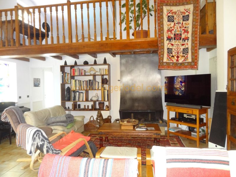 Life annuity house / villa Besseges 267500€ - Picture 7