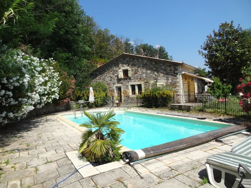 Life annuity house / villa Besseges 267500€ - Picture 1